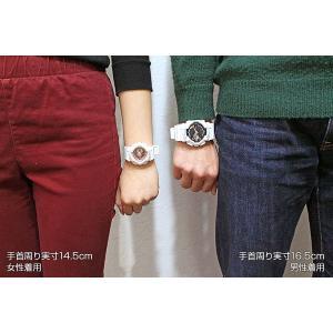 ペアウォッチ ブランド CASIO カシオ G-SHOCK Gショック ベビーG Baby-G 腕時計 メンズ レディース GA-110RG-7A BA-110-7A1 ホワイト 白|tokeiten|02