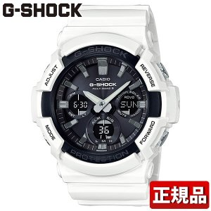 G-SHOCK Gショック CASIO カシオ 電波 タフソーラー GAW-100B-7AJF アナログ デジタル メンズ 腕時計 国内正規品 黒 ブラック 白 ホワイト ウレタン スポーツ|tokeiten