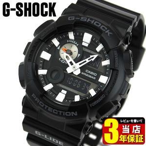 CASIO カシオ G-SHOCK ジーショック GAX-100B-1A 海外モデル アナログ デジタル メンズ 腕時計 黒 ブラック 逆輸入|tokeiten