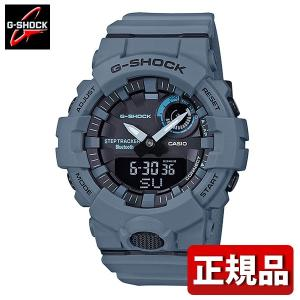 G-SHOCK Gショック CASIO カシオ GBA-800UC-2AJF G-SQUAD モバイルリンク機能 アナログ デジタル メンズ 腕時計 国内正規品 黒 ブラック 青 ブルー ウレタン|tokeiten