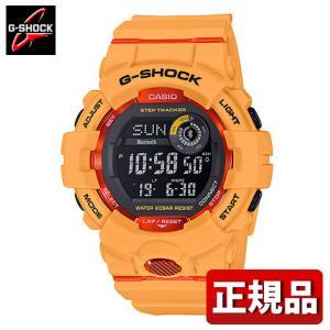 G-SHOCK Gショック CASIO カシオ GBD-800-4JF G-SQUAD デジタル メンズ 腕時計 国内正規品 黒 ブラック 黄色 イエロー ウレタン tokeiten