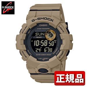 G-SHOCK Gショック CASIO カシオ GBD-800UC-5JF モバイルリンク機能 G-SQUAD デジタル メンズ 腕時計 国内正規品 黒 ブラック 茶 ブラウン ウレタン|tokeiten