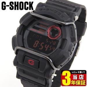 CASIO カシオ G-SHOCK ジーショック GD-400-1 海外モデル メンズ 腕時計 ウォッチ デジタル 黒 ブラック 逆輸入|tokeiten