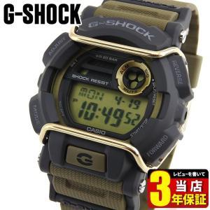 レビュー3年保証 CASIO カシオ G-SHOCK ジーショック GD-400-9 海外モデル メンズ 腕時計 ウォッチ ミリタリー デジタル カーキ 逆輸入|tokeiten