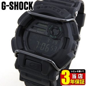 BOX訳あり レビュー3年保証 CASIO カシオ G-SHOCK ジーショック GD-400MB-1 海外モデル メンズ 腕時計 ウォッチ デジタル ブラック 黒 逆輸入|tokeiten