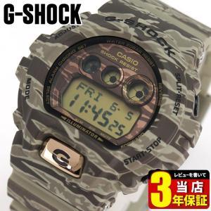 G-SHOCK Gショック CASIO カシオ ジーショック デジタル メンズ 腕時計 迷彩 カモフラージュ カーキ グリーン GD-X6900TC-5 逆輸入|tokeiten