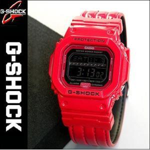 G-LIDE G-SHOCK Gショック ジーショック g-shock gショック GライドGLS-5600L-4 レッド G-SHOCK腕時計|tokeiten