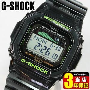 レビュー3年保証 G-SHOCK Gショック CASIO カシオ ジーショック G-LIDE G-ライド GLX-5600C-1 ブラック 黒 メンズ 腕時計 クォーツ 海外モデル|tokeiten