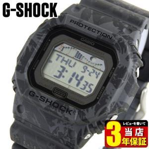 レビュー3年保証 G-SHOCK Gショック CASIO カシオ G-LIDE Gライド GLX-5600F-1 メンズ 腕時計多機能 カジュアルデジタル 黒 ブラック 海外モデル|tokeiten