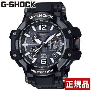 G-SHOCK Gショック CASIO カシオ SKY COCKPIT スカイコックピット GPW-1000FC-1AJF GPSハイブリッド電波ソーラー ブラック黒 メンズ 腕時計 国内正規品|tokeiten