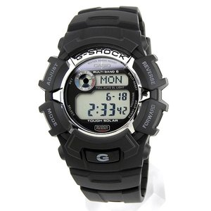 G-SHOCK Gショック CASIO カシオ ジーショック 電波ソーラー gショック 黒 メンズ 腕時計 GW-2310-1 BASIC|tokeiten|03