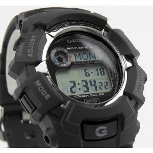 G-SHOCK Gショック CASIO カシオ ジーショック 電波ソーラー gショック 黒 メンズ 腕時計 GW-2310-1 BASIC|tokeiten|04
