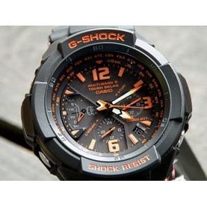 レビュー3年保証 G-SHOCK Gショック スカイコックピット ジーショック g-shock 電波ソーラー gショック GW-3000B-1|tokeiten|03