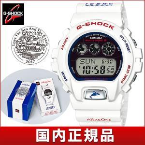 CASIO カシオ G-SHOCK Gショック イルクジ イルカクジラ 電波 ソーラー タフソーラー GW-6901K-7JR 国内正規品 アナログ デジタル メンズ 腕時計 黒 ブラック 白 tokeiten