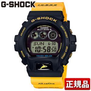 G-SHOCK Gショック CASIO カシオ タフソーラー GW-6902K-9JR イルカ・クジラ '18夏モデル メンズ 国内正規品 黒 ブラック 黄色 イエロー|tokeiten
