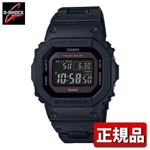 G-SHOCK Gショック CASIO カシオ タフソーラー 電波 GW-B5600BC-1BJF モバイルリンク機能 メンズ 腕時計 国内正規品 黒 ブラック コンポジットバンド|tokeiten