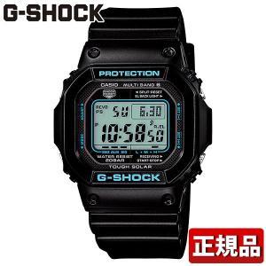G-SHOCK Gショック CASIO カシオ BLACK BLUE ブラック ブルー GW-M5610BA-1JF 黒 メンズ 腕時計 電波 ソーラー 国内正規品 国内モデル|tokeiten
