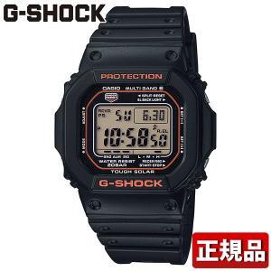ポイント10倍 G-SHOCK Gショック ジーショック CASIO カシオ 電波 ソーラー 黒 メンズ 腕時計 時計 GW-M5610R-1JF 国内正規品
