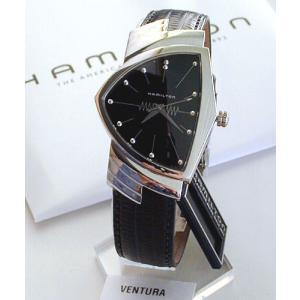 ハミルトン ベンチュラ HAMILTON VENTURA 腕時計 MIB メンズ ハミルトン H24411732|tokeiten