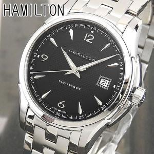 HAMILTON ハミルトン 機械式 メカニカル 自動巻き H32515135 海外モデル アナログ メンズ 腕時計 ウォッチ 黒 ブラック 銀 シルバー メタル バンド|tokeiten