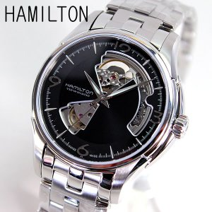 new concept f4bd4 ca37f ハミルトン ジャズマスター オート オープンハート HAMILTON 腕時計 メンズ 時計 H32565135 自動巻き