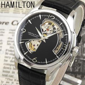 HAMILTON ハミルトン 機械式 メカニカル 自動巻き H32565735 海外モデル アナログ メンズ 腕時計 黒 ブラック 革バンド レザー|tokeiten