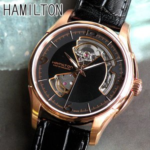 ジャズマスター オープンハート ハミルトン HAMILTON 腕時計 H32575735 自動巻き|tokeiten