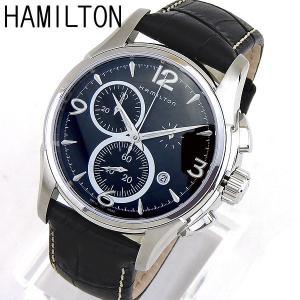 ハミルトン HAMILTON 腕時計 ジャズマスター クロノグラフ H32612735|tokeiten