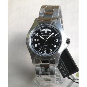 BOX訳あり ハミルトン HAMILTON KHAKI KING カーキキング メンズ 腕時計 新品 時計 H64451133 並行輸入品|tokeiten