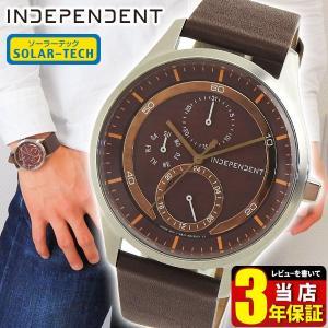 先行予約受付中 シチズン インディペンデント 腕時計 メンズ ソーラー 防水 カレンダー CITIZEN INDEPENDENT KB1-317-90 国内正規品 ビジネス tokeiten