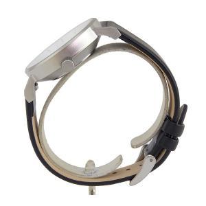 Klasse14 クラスフォーティーン VO14SR001W Volare ヴォラーレ アナログ レディース 腕時計 海外モデル 黒 ブラック 銀 シルバー 革ベルト レザー tokeiten 04