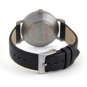 Klasse14 クラスフォーティーン VO14SR001W Volare ヴォラーレ アナログ レディース 腕時計 海外モデル 黒 ブラック 銀 シルバー 革ベルト レザー tokeiten 05