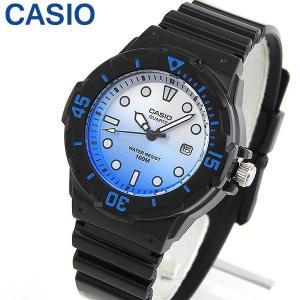 CASIO チープカシオ チプカシ スタンダード LRW-200H-2E ブルー グラデーション レディース 腕時計 カジュアル 海外モデル スモールサイズ|tokeiten
