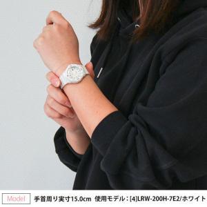 メール便で送料無料 カシオ チープカシオ チプカシ 専用BOXなし LRW-200H 黒 ブラック 白 ホワイト レディース 腕時計 ダイバーズ デザイン 防水 逆輸入|tokeiten|08