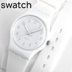 レビューを書いてSWATCH スウォッチ LW134C COOL BREEZE クール・ブリーズ レディース 腕時計 ホワイト 白|tokeiten