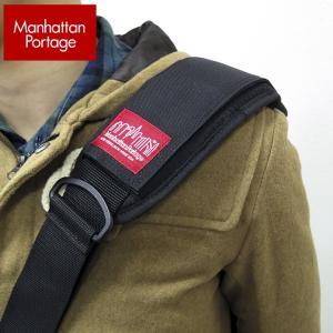 ネコポス送料無料 Manhattan Portage マンハッタンポーテージ Shoulder Pad ショルダーパッド MP1001 ラッピング不可|tokeiten
