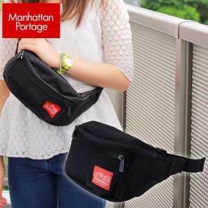 Manhattan Portage マンハッタンポーテージ バッグ メンズ レディース 小さめ かばん ウエストバッグ MP1101|tokeiten