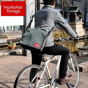 Manhattan Portage マンハッタンポーテージ バッグ メンズ レディース ユニセックス 男女兼用 ショルダーバッグ MP1428|tokeiten