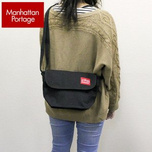 Manhattan Portage マンハッタンポーテージ バッグ メンズ レディース 小さめ かばん ショルダーバッグ MP1603 斜めがけ 軽い ナイロン|tokeiten