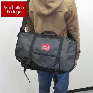 Manhattan Portage マンハッタンポーテージ メッセンジャーバッグ1625 メンズ レディース 男女兼用 ショルダーバッグ 防水 ビニール MP1625|tokeiten