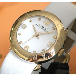 マークバイマークジェイコブス MARC BY MARC JACOBS レディース 腕時計 時計 MBM1150 白 ホワイト ゴールド|tokeiten