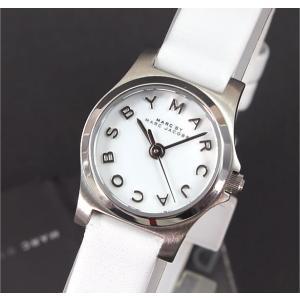 マークバイマークジェイコブス MARC BY MARC JACOBS レディース 腕時計 時計 MBM1234 白 ホワイト|tokeiten