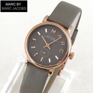 MARC BY MARC JACOBS マークバイマーク ジェイコブス アナログ レディース 腕時計 時計 BAKER ベイカー グレー 金 ピンクゴールド MBM1318|tokeiten