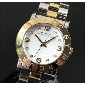 マークバイマークジェイコブス MARC BY MARC JACOBS レディース 腕時計 時計 MBM3139 白 ホワイト 銀 シルバー|tokeiten