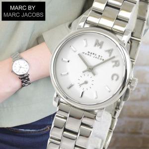 MARC BY MARC JACOBS マーク バイ マーク ジェイコブス Baker ベイカー MBM3246 海外モデル レディース 腕時計 時計 シルバー|tokeiten