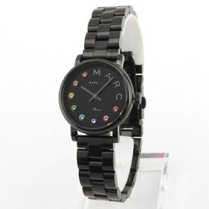 MARC BY MARC JACOBS マークバイマーク ジェイコブス MBM3425 海外モデル Baker ベイカー Glitz グリッツ レディース 腕時計 ウォッチ 黒 ブラック|tokeiten|02