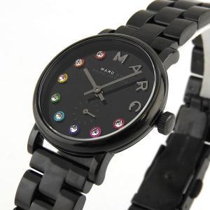 MARC BY MARC JACOBS マークバイマーク ジェイコブス MBM3425 海外モデル Baker ベイカー Glitz グリッツ レディース 腕時計 ウォッチ 黒 ブラック|tokeiten|03