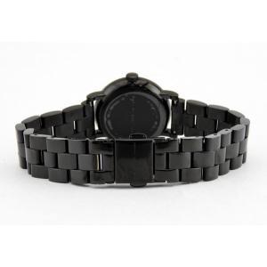 MARC BY MARC JACOBS マークバイマーク ジェイコブス MBM3425 海外モデル Baker ベイカー Glitz グリッツ レディース 腕時計 ウォッチ 黒 ブラック|tokeiten|05
