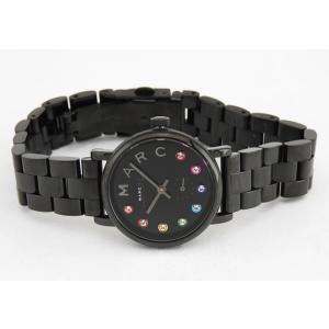 MARC BY MARC JACOBS マークバイマーク ジェイコブス MBM3425 海外モデル Baker ベイカー Glitz グリッツ レディース 腕時計 ウォッチ 黒 ブラック|tokeiten|06