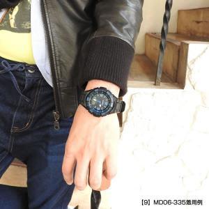 電波時計 腕時計 メンズ シチズン 電波 電波ソーラー CITIZEN ソーラー 防水 MD06-305 MD02-204 正規品|tokeiten|08